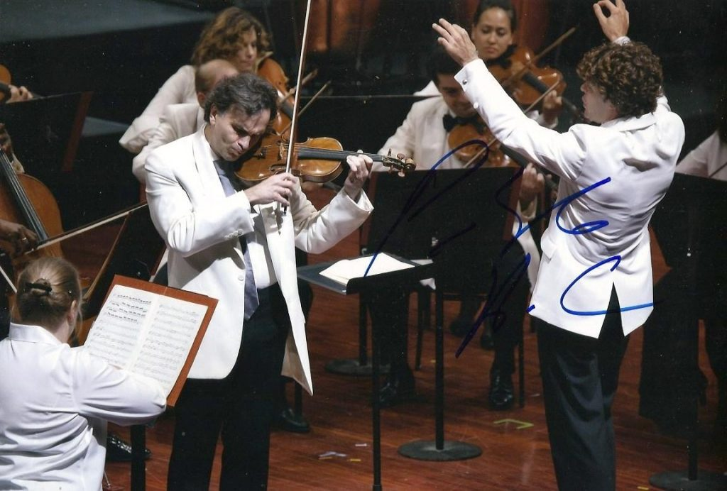Music Artist Autographs